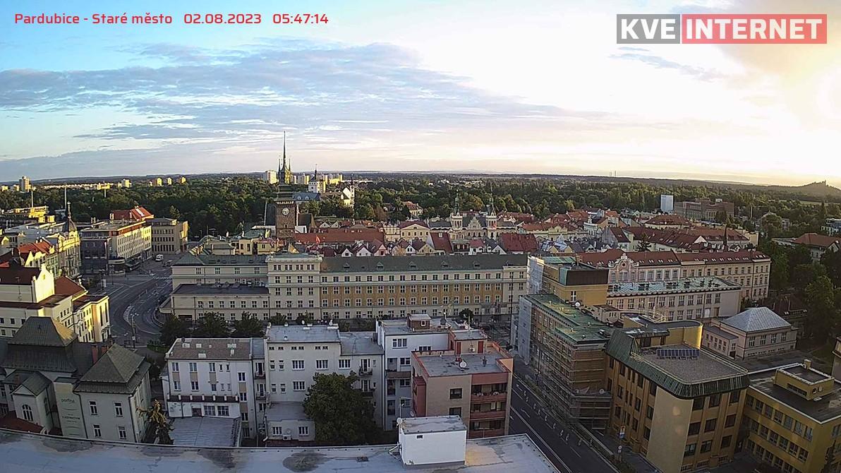 Webcam Pardubice - Karlovina